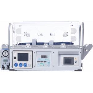 轉運保育箱 - 750i - International Biomedical - 滑輪 / 帶光療燈
