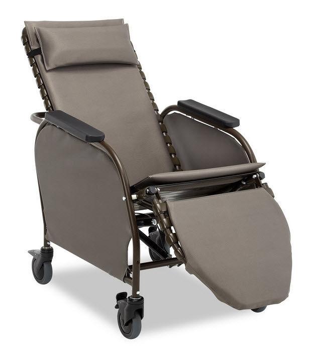 broda chair badger basket evolve high patient on casters height adjustable with legrest tilting lt
