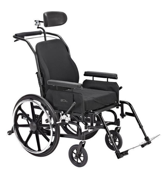 broda chair accessories kids wicker passive wheelchair outdoor indoor with legrest comfort tilt