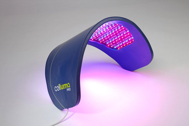 Medical lamp / light therapy / LED / wearable - Celluma - CryoNext