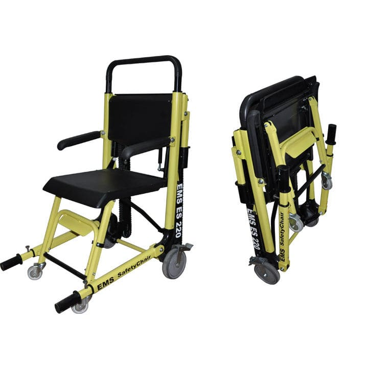 ems stair chair carolina and table climbing transfer es 220 mobil sistemler