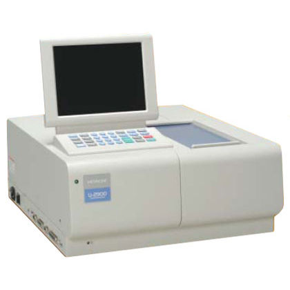 UV-visible spectrophotometer - U-2900 series - Hitachi High-Technologies - for pharmaceutical laboratories / benchtop / double-beam