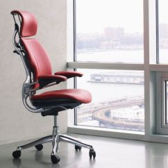 Add Headrest To Office Chair Tatamia High With Backrest On Casters Armrests Freedom