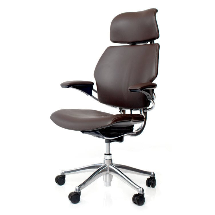 freedom task chair with headrest covers & linens west mifflin pa office high backrest on casters armrests