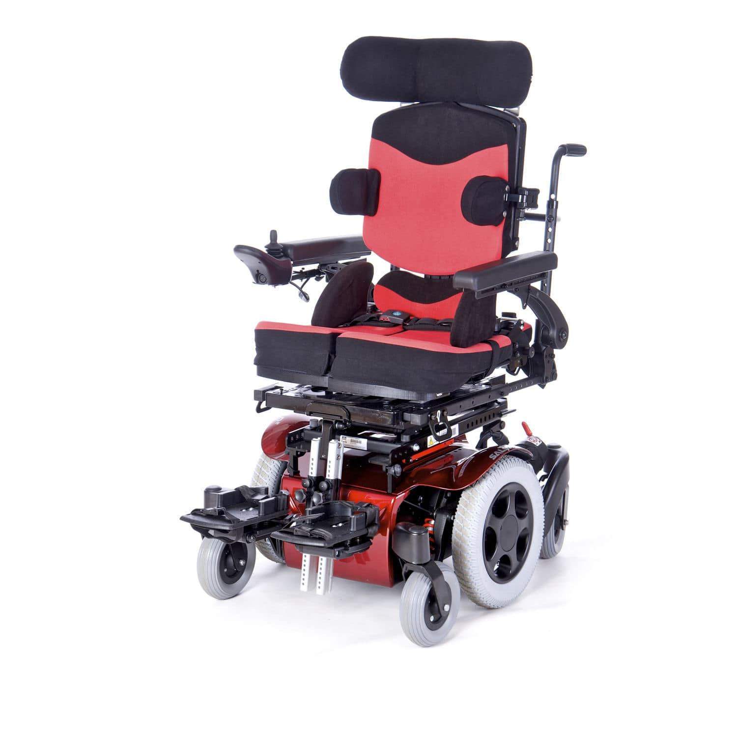 wheelchair base chair for infants electric outdoor indoor with headrest triton zippie salsa m