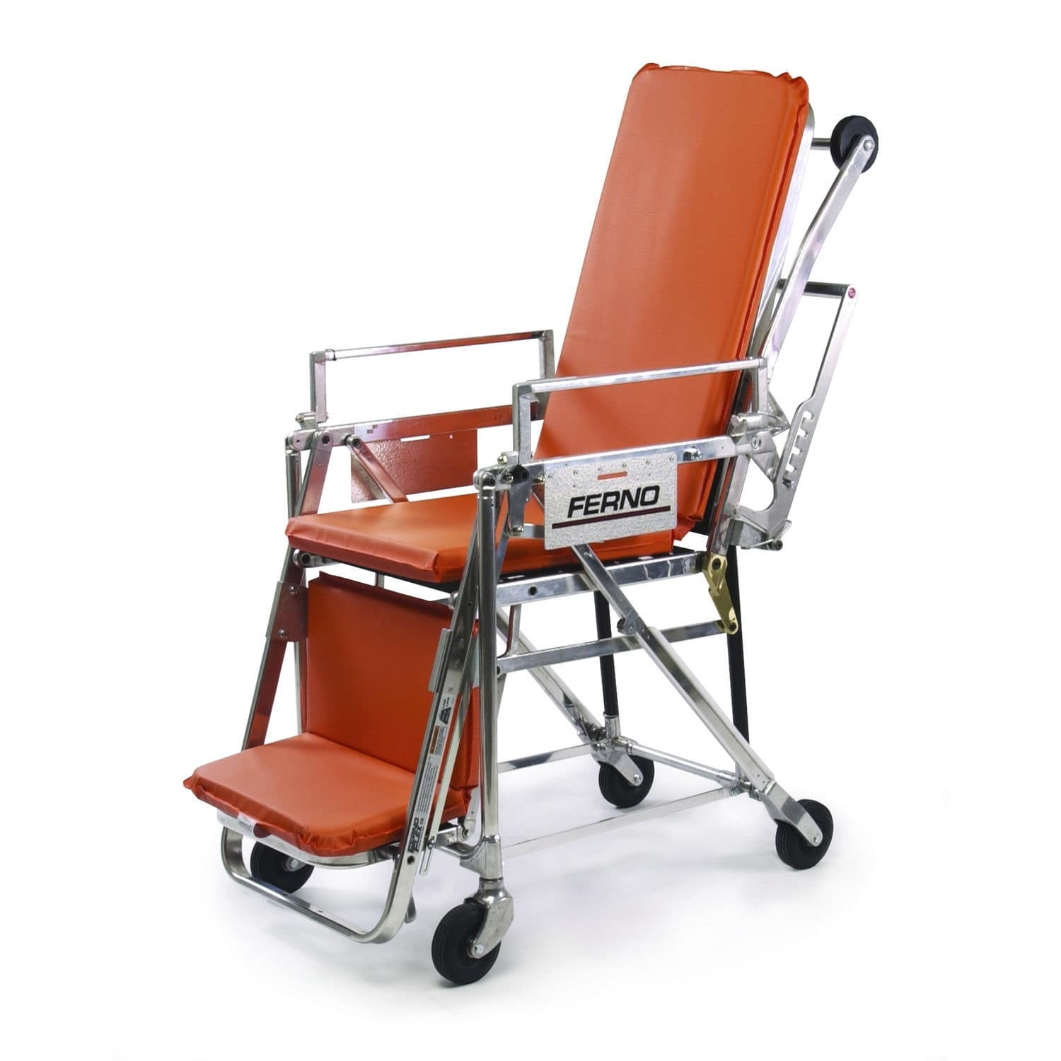 Stretcher Chair Transport Stretcher Trolley Manual Transfer Chair Convertible