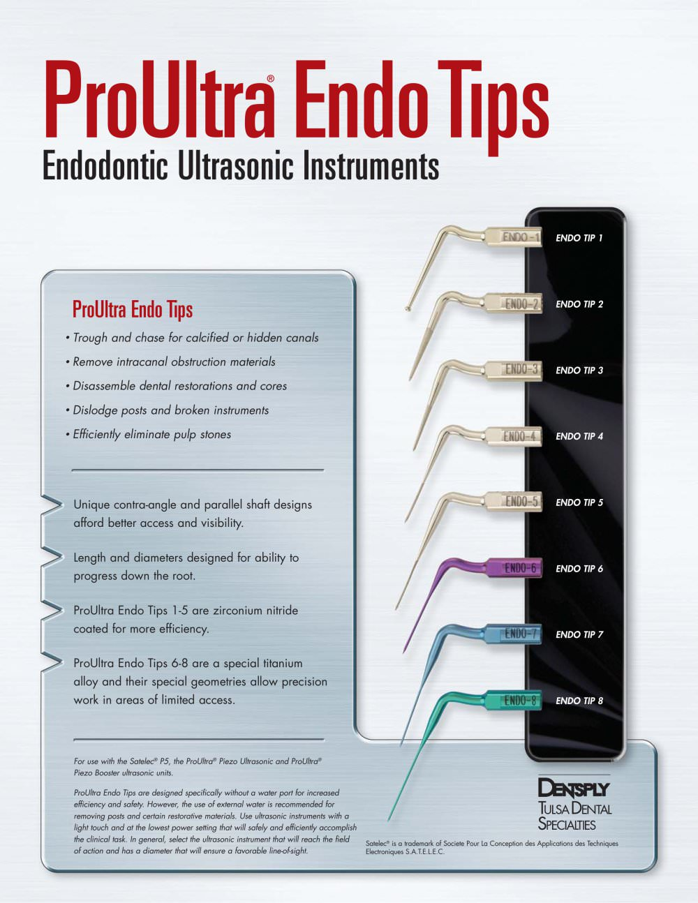 hight resolution of proultra endo tips endodontic ultrasonic instruments 1 2 pages
