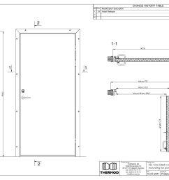 wiring diagram cold room wiring librarydiagram of a room doors electrical work wiring diagram  [ 1294 x 1000 Pixel ]