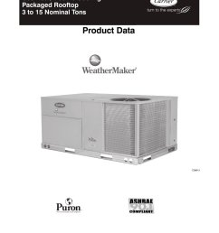 48tc weathermaker 95757 1b 48tc weathermaker carrier commercial pdf catalogue carrier 48hc wiring diagram at [ 1000 x 1294 Pixel ]