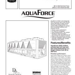 Carrier 30ra Chiller Wiring Diagram Honda Fourtrax 250 Carburetor Aquasnap 30 Rb Manual Books