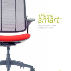 Diffrient Smart Chair Bean Bag Covers Canada Humanscale Healthcare Pdf Catalogue 1 5 Pages