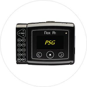 Ambulantes Polysomnographie-System - Nox A1 - Nox Medical - EEG