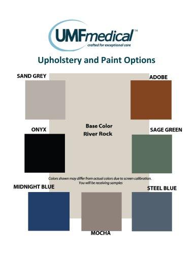 Todos los catálogos y folletos técnicos UMF Medical