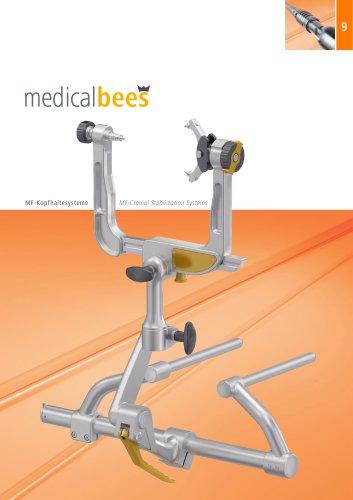 Tutti i cataloghi e le schede tecniche Medical Bees