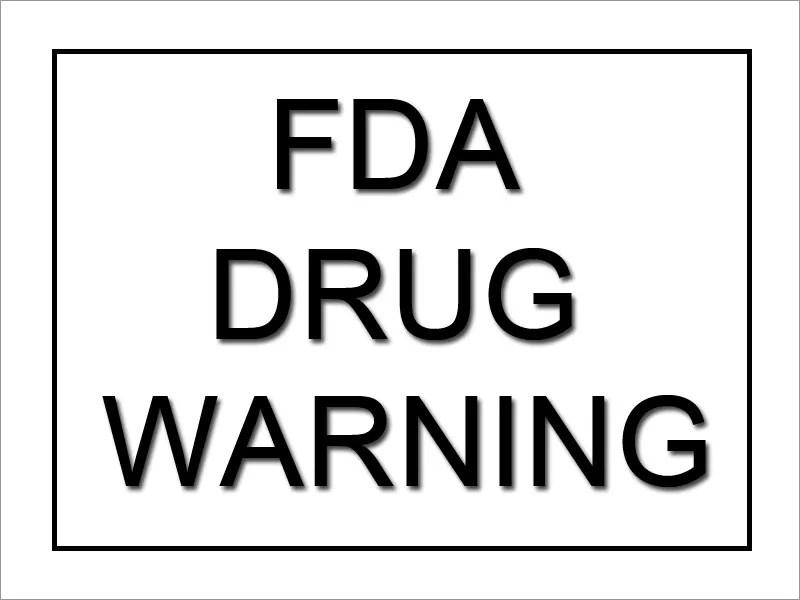 Did FDA Antidepressant Suicide Warnings Backfire?
