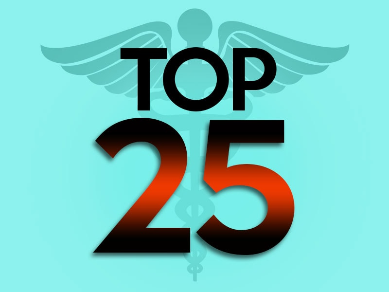 America's Top 25 Women In Healthcare