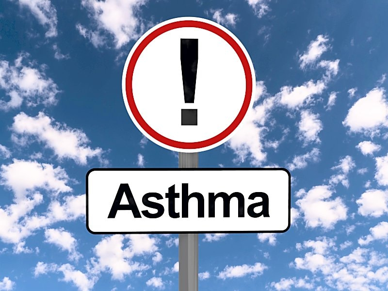 Persistent Asthma Linked With Cardiovascular Disease
