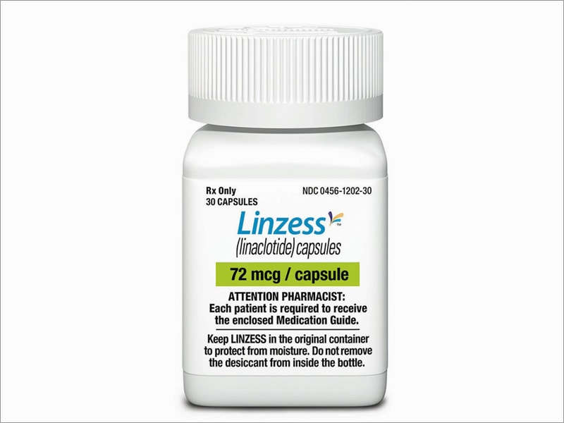 FDA Okays New Linaclotide (Linzess) Dose for Constipation