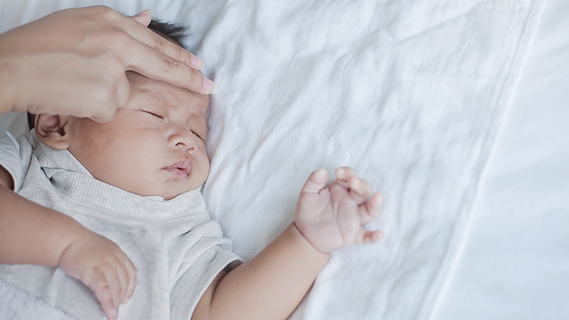 Infection With 2019 Novel Coronavirus Extends to Infants