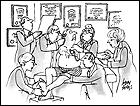 August Cartoon Caption Winners: Pit Crew Medicine