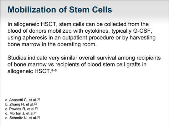 Expert Perspectives on HSCT: Planning for Success (Transcript)