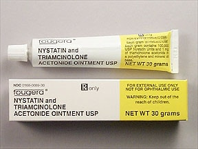 Nystatin-Triamcinolone Topical : Uses Side Effects ...