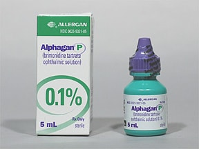 Alphagan P Ophthalmic (Eye) : Uses Side Effects ...