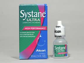 Systane Ultra Ophthalmic (Eye) : Uses Side Effects ...