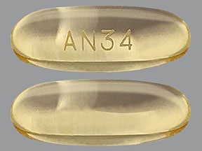 omega-3: Uses Side Effects Interactions & Pill Images