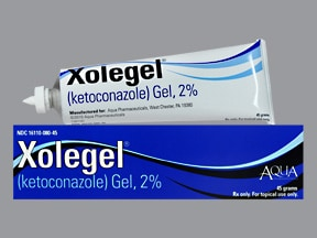 Xolegel Topical : Uses Side Effects Interactions ...
