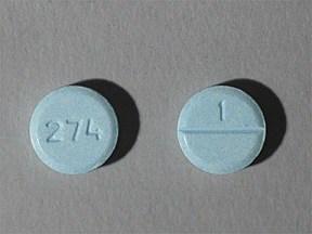 Blue Klonopin 2 Mg