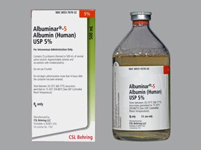 Albuminar 5 % Intravenous : Uses Side Effects ...
