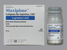 Maxipime Intravenous: Uses Side Effects Interactions ...