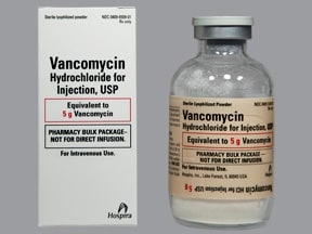 Vancomycin Intravenous : Uses Side Effects Interactions ...