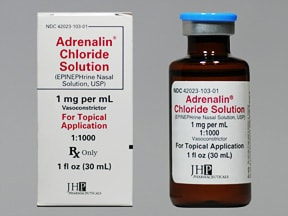 Adrenalin Nasal : Uses Side Effects Interactions ...