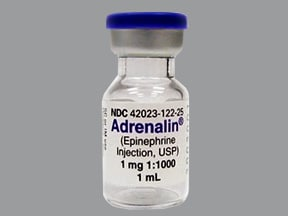 Adrenalin Injection : Uses Side Effects Interactions ...