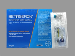 Betaseron Subcutaneous : Uses Side Effects Interactions ...