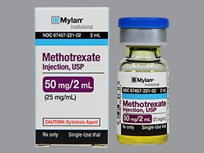Methotrexate Sodium (PF) Injection : Uses Side Effects ...