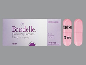 Brisdelle Oral : Uses Side Effects Interactions ...