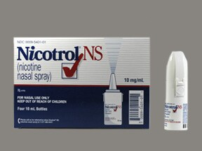 Nicotrol NS Nasal : Uses Side Effects Interactions ...