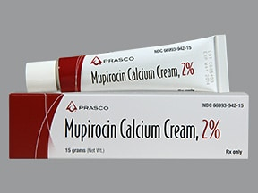 Mupirocin Calcium Topical : Uses Side Effects ...