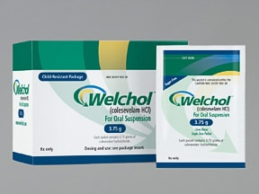 Welchol Oral : Uses Side Effects Interactions Pictures ...