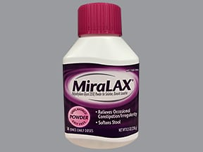 Miralax Oral : Uses Side Effects Interactions Pictures ...