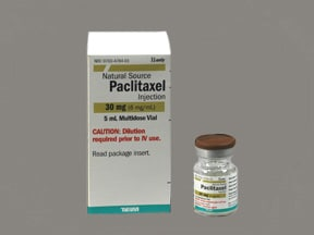 Paclitaxel Intravenous : Uses Side Effects Interactions ...