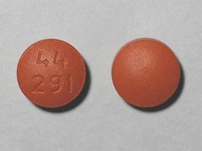 44291 round red pill