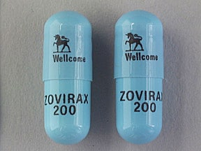 Zovirax Oral : Uses Side Effects Interactions Pictures ...
