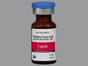 Terbutaline Subcutaneous : Uses Side Effects ...