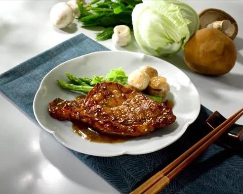 掛川酵母-日式照燒豬排-300g
