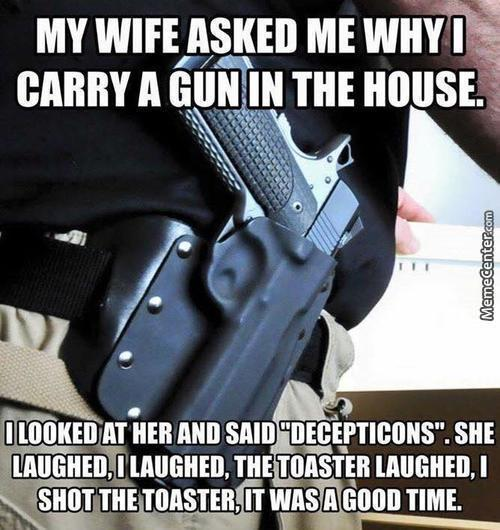 Gun Memes Best Collection of Funny Gun Pictures