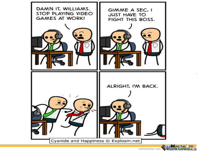 cyanide and happiness games